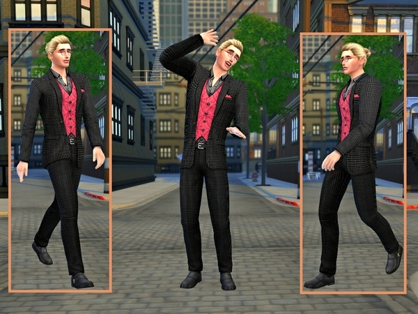 Boris Karlsson by casmar at TSR image 9311 Sims 4 Updates