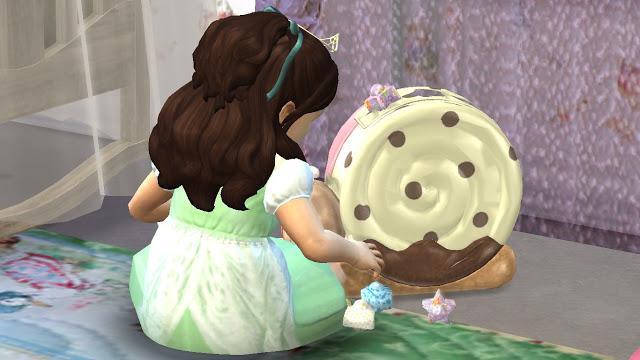 Sims 4 Toddler Toy Block Set at Sanjana sims