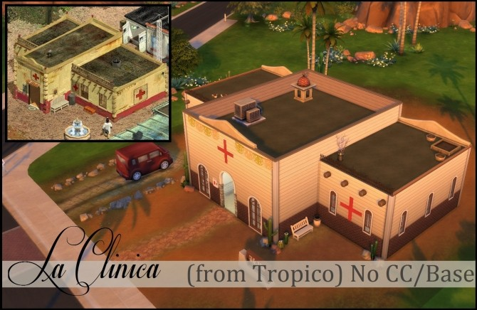 La Clinica   local village clinic by Samaramon at Mod The Sims image 978 670x436 Sims 4 Updates
