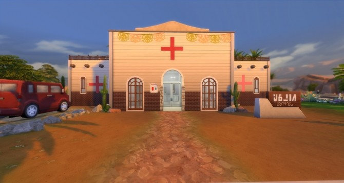 La Clinica   local village clinic by Samaramon at Mod The Sims image 997 670x358 Sims 4 Updates