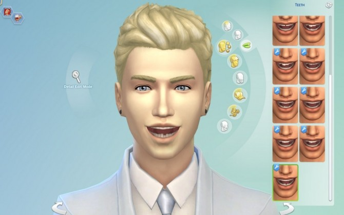 Imperfect Teeth by emile20 at Mod The Sims image 1003 670x419 Sims 4 Updates