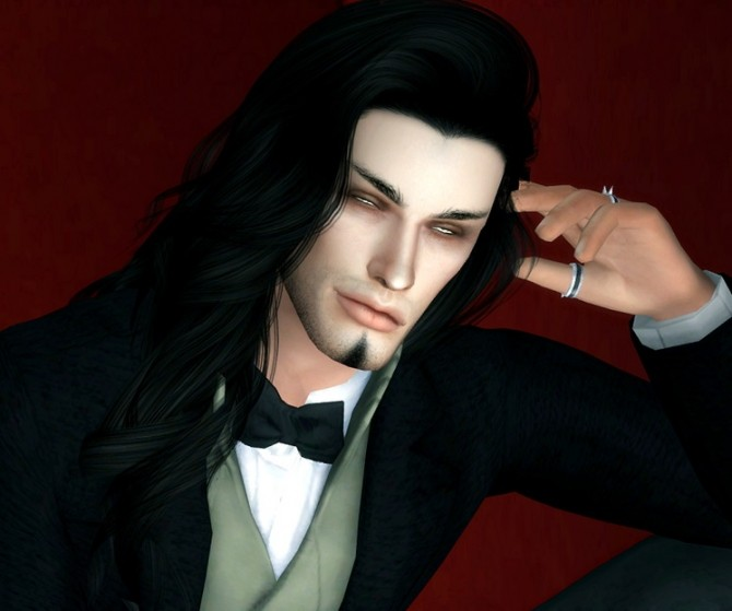 Quinton vampire male at Oopsie's Sims image 1021 670x559 Sims 4 Updates