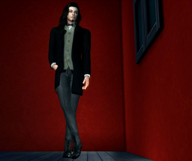 Quinton vampire male at Oopsie's Sims image 1031 670x562 Sims 4 Updates