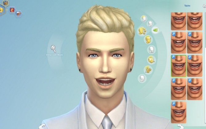 Imperfect Teeth by emile20 at Mod The Sims image 1033 670x419 Sims 4 Updates