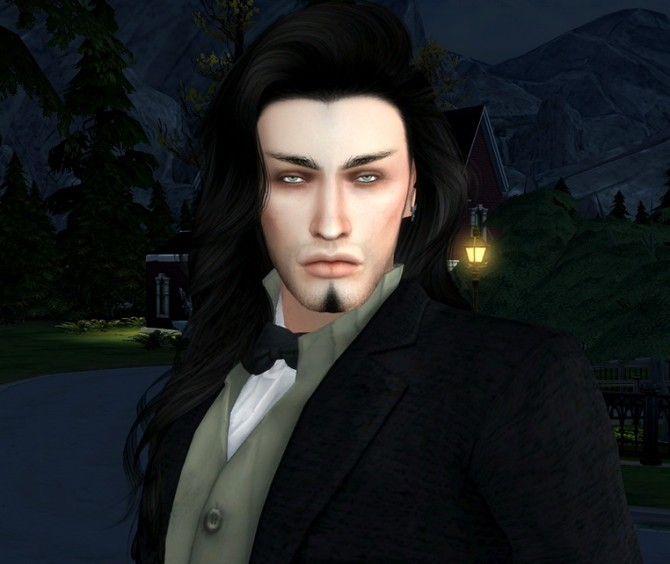Quinton vampire male at Oopsie's Sims image 1051 670x564 Sims 4 Updates