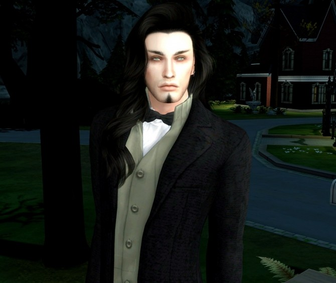 Quinton vampire male at Oopsie's Sims image 1061 670x564 Sims 4 Updates