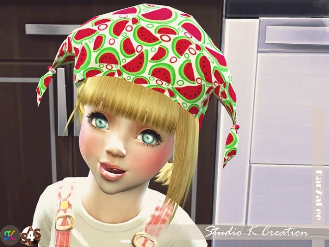 Knotted hat for toddler at Studio K Creation image 10814 670x502 Sims 4 Updates