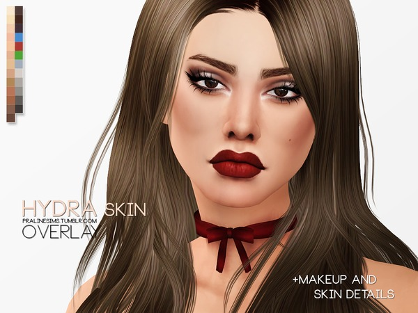 PS Hydra Skin Overlay by Pralinesims at TSR image 1105 Sims 4 Updates