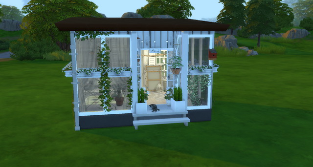 Ivy Palace Sun Room At Pandasht Productions 187 Sims 4 Updates