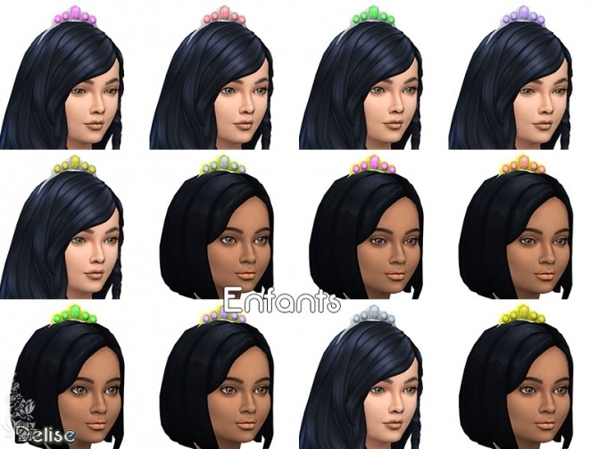 Tiara by Delise at Sims Artists image 115 670x503 Sims 4 Updates
