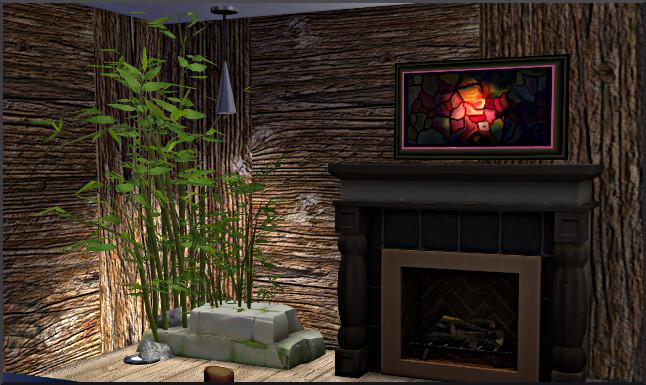 Sims 4 More luminous bambus by Christine1000 at Sims Marktplatz