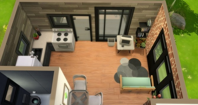 Sims 4 Oasis starter at Studio Sims Creation