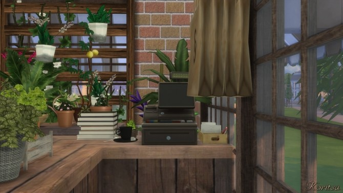 THE GREEN PLACE FLOWERSHOP at Angelina Koritsa image 12116 670x377 Sims 4 Updates
