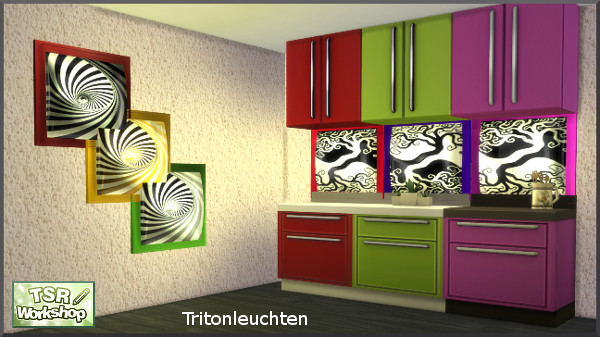 Sims 4 Glowing pictures by Christine1000 at Sims Marktplatz