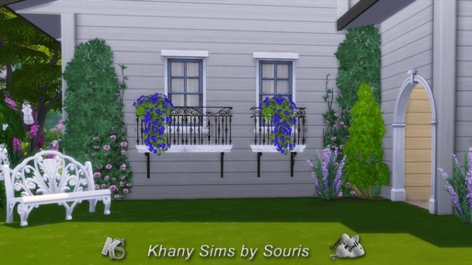 Balcony sims 4 updates best ts4 cc downloads for Sims 4 balcony