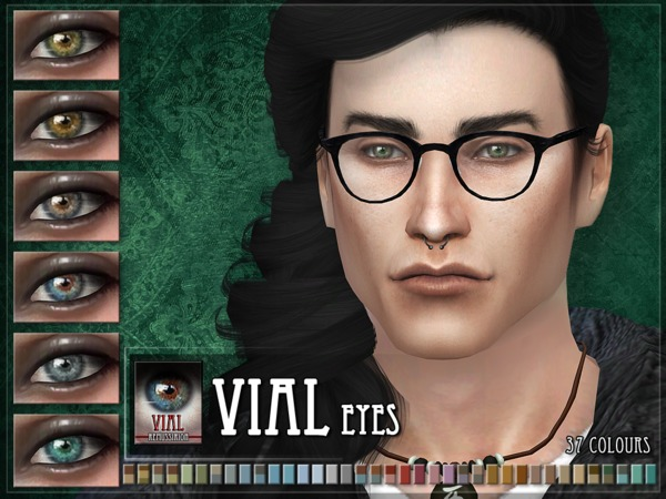Vial eyes by RemusSirion at TSR image 1271 Sims 4 Updates