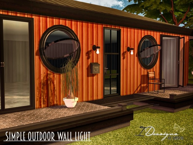 Simple Outdoor Lights at Daer0n – Sims 4 Designs image 1277 670x502 Sims 4 Updates