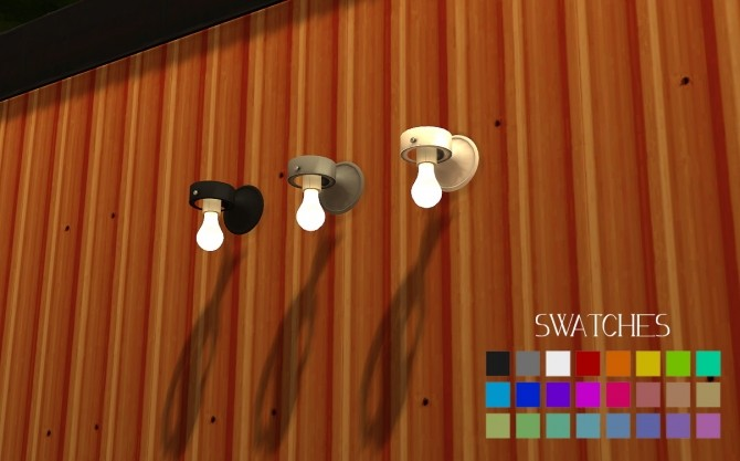 Simple Outdoor Lights at Daer0n – Sims 4 Designs image 1287 670x417 Sims 4 Updates