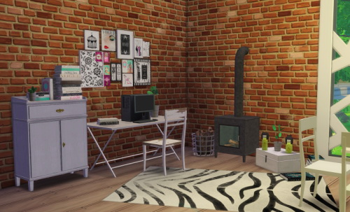S3 to S4 Jope Office 2 at ChiLLis Sims image 129 Sims 4 Updates