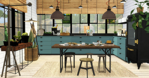 Kitchen 1 recolors at Viikiita Stuff image 134 Sims 4 Updates