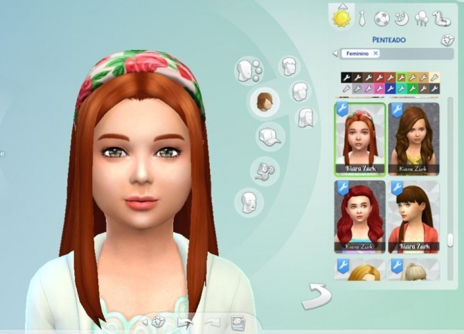 Weekend Headband Hair Conversion at My Stuff image 1385 670x482 Sims 4 Updates