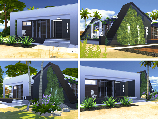 Arla house by Rirann at TSR image 1388 Sims 4 Updates