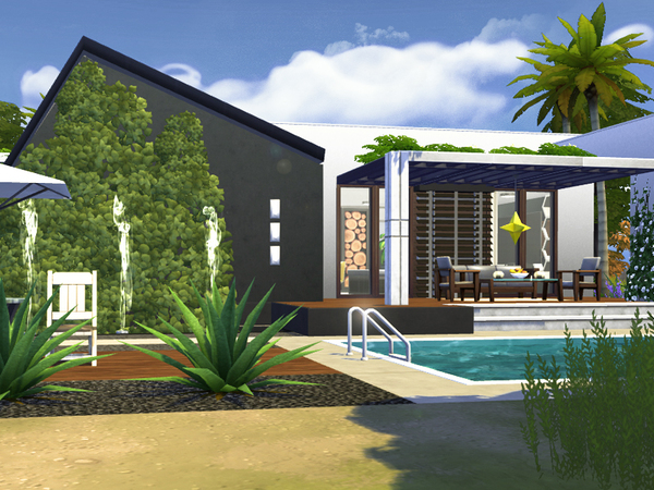 Arla house by Rirann at TSR image 1399 Sims 4 Updates