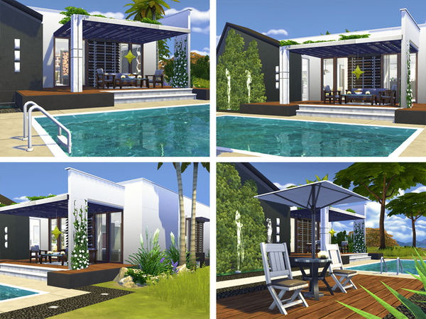 Arla house by Rirann at TSR image 1408 Sims 4 Updates