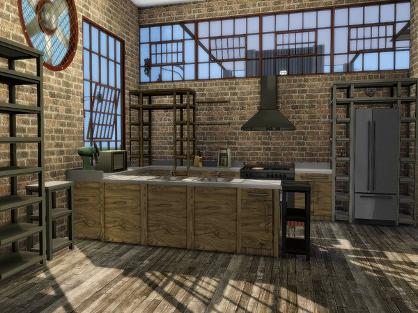 Contained house by Torque3 at TSR image 14113 Sims 4 Updates