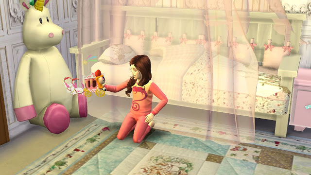 Sims 4 Powerpuff Girls Toy Set for Toddlers and Kids at Sanjana sims