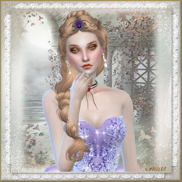 Belle by Cedric13 at L'univers de Nicole image 1447 Sims 4 Updates