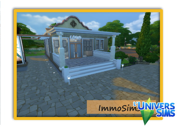 ImmoSims real estate agency by Falco at L'UniverSims image 1453 Sims 4 Updates