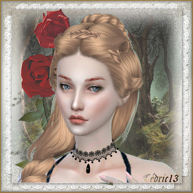 Belle by Cedric13 at L'univers de Nicole image 1457 Sims 4 Updates