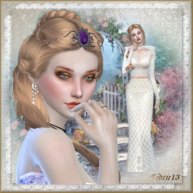 Belle by Cedric13 at L'univers de Nicole image 1467 Sims 4 Updates