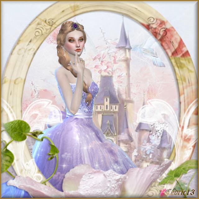 Belle by Cedric13 at L'univers de Nicole image 1477 Sims 4 Updates