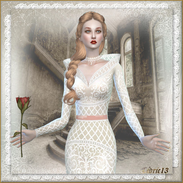 Belle by Cedric13 at L'univers de Nicole image 1486 Sims 4 Updates