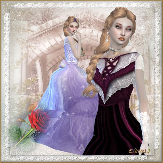 Belle by Cedric13 at L'univers de Nicole image 1497 Sims 4 Updates