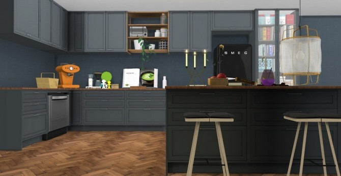 S Series Kitchen at Minc7878 image 1571 670x347 Sims 4 Updates