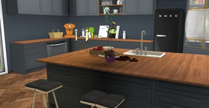 S Series Kitchen at Minc7878 image 1581 670x348 Sims 4 Updates