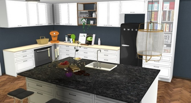 S Series Kitchen at Minc7878 image 1591 670x362 Sims 4 Updates