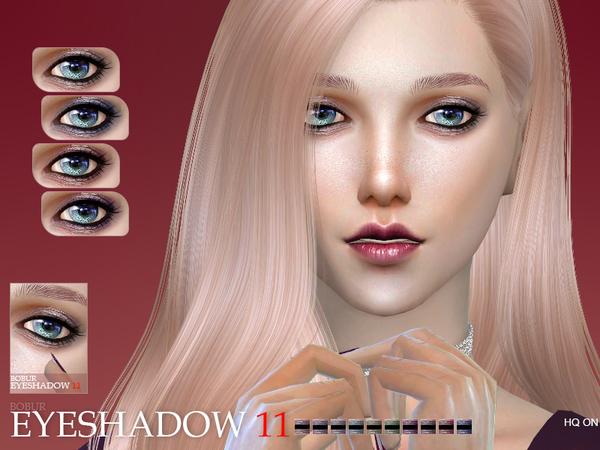 Eyeshadow 11 by Bobur3 at TSR image 1614 Sims 4 Updates