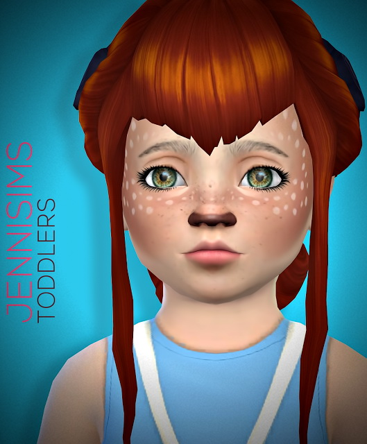 Sets Toddlers Face Paint at Jenni Sims image 1694 Sims 4 Updates