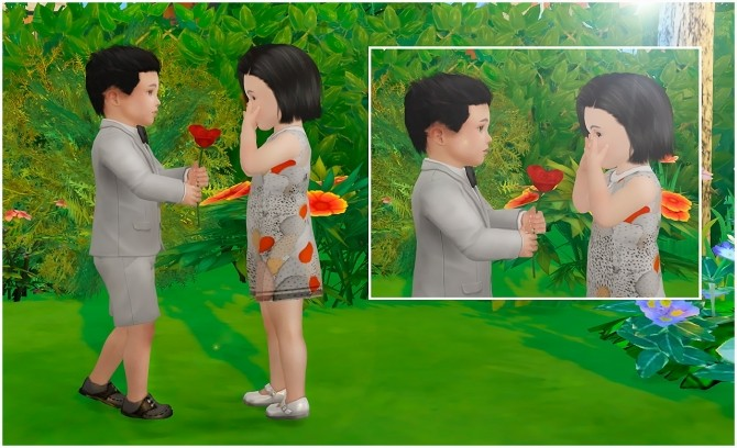 I'll give you a rose posepack at Rethdis love image 1701 670x408 Sims 4 Updates