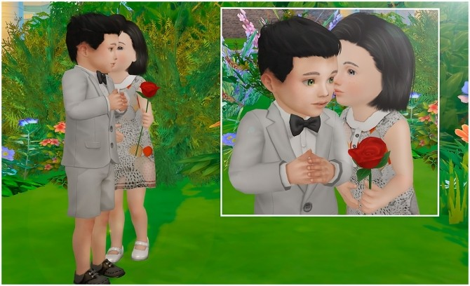 I'll give you a rose posepack at Rethdis love image 1714 670x408 Sims 4 Updates