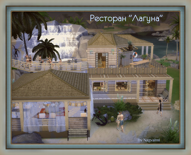 Laguna restaurant at Nagvalmi image 1731 Sims 4 Updates