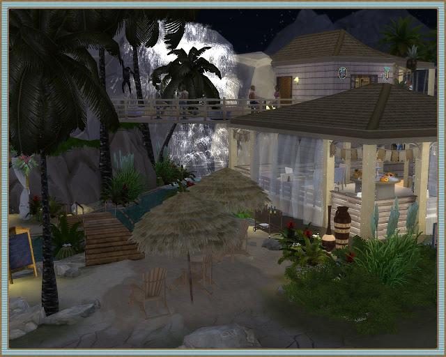 Laguna restaurant at Nagvalmi image  Sims 4 Updates