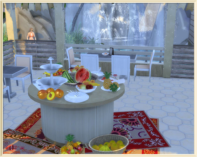 Laguna restaurant at Nagvalmi image  Sims 4 Updates