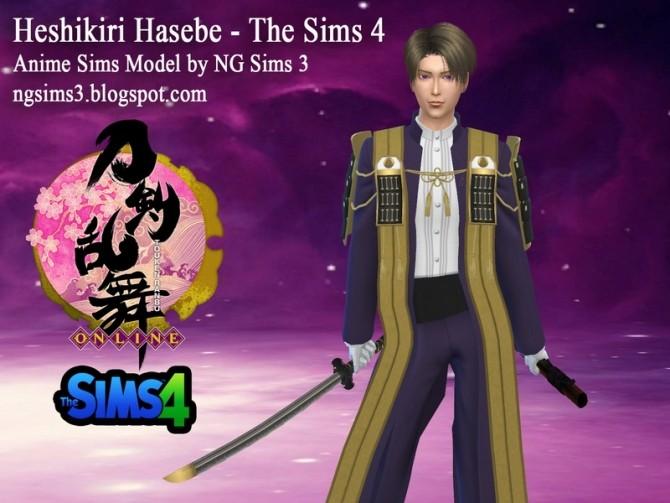 Heshikiri Hasebe at NG Sims3 image 1791 670x503 Sims 4 Updates