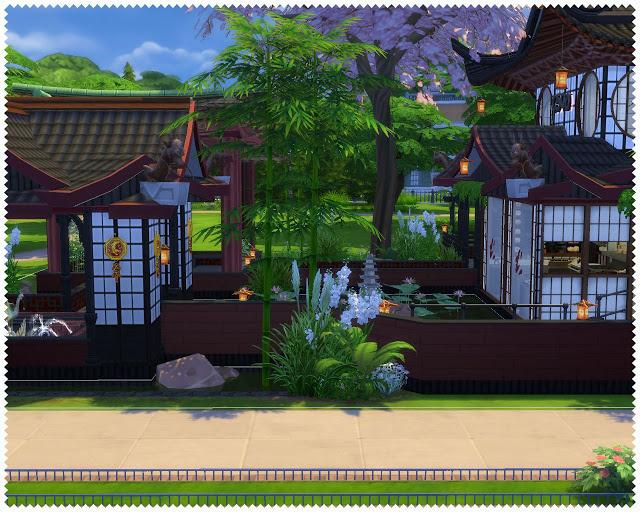 Samurai restaurant at Nagvalmi image  Sims 4 Updates
