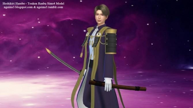 Heshikiri Hasebe at NG Sims3 image 18110 670x377 Sims 4 Updates